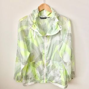 DKNY Jeans Lightweight  Splash Colour Windbreaker